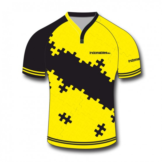 Indomables Diseño Rugby 3 – Frente