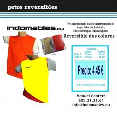 Peto reversible