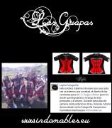 Camiseta Rugby Las Guapas