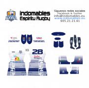 Camiseta Rugby Club de la Vila