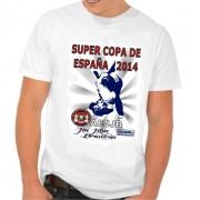 Camisetas personalizadas para eventos deportivos