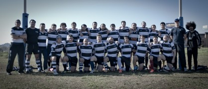 Camisetas Madrid Barbarians Rugby