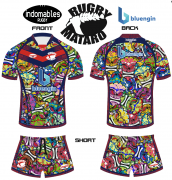 Camisetas Rugby Club Mataró seven